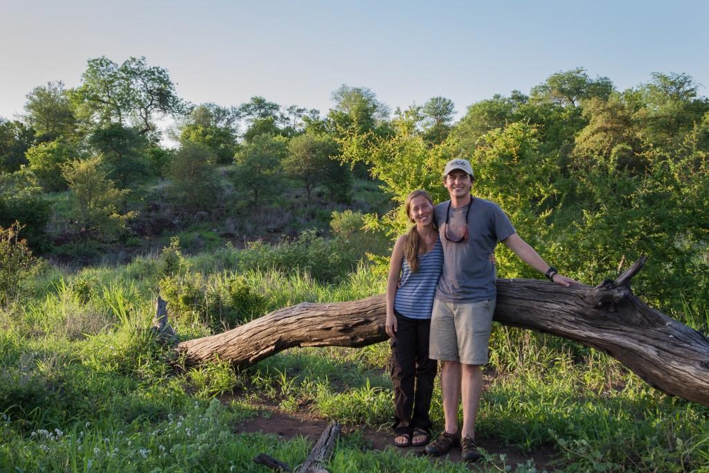 Dan and Mandy Safari True Lebombo