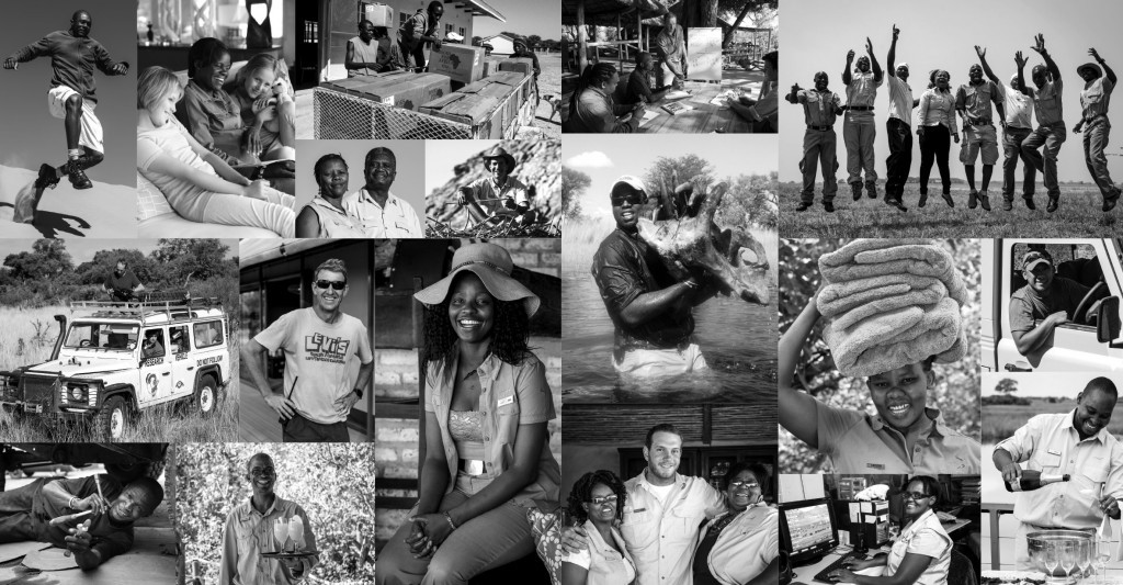 Southern Africa - Staff Collage