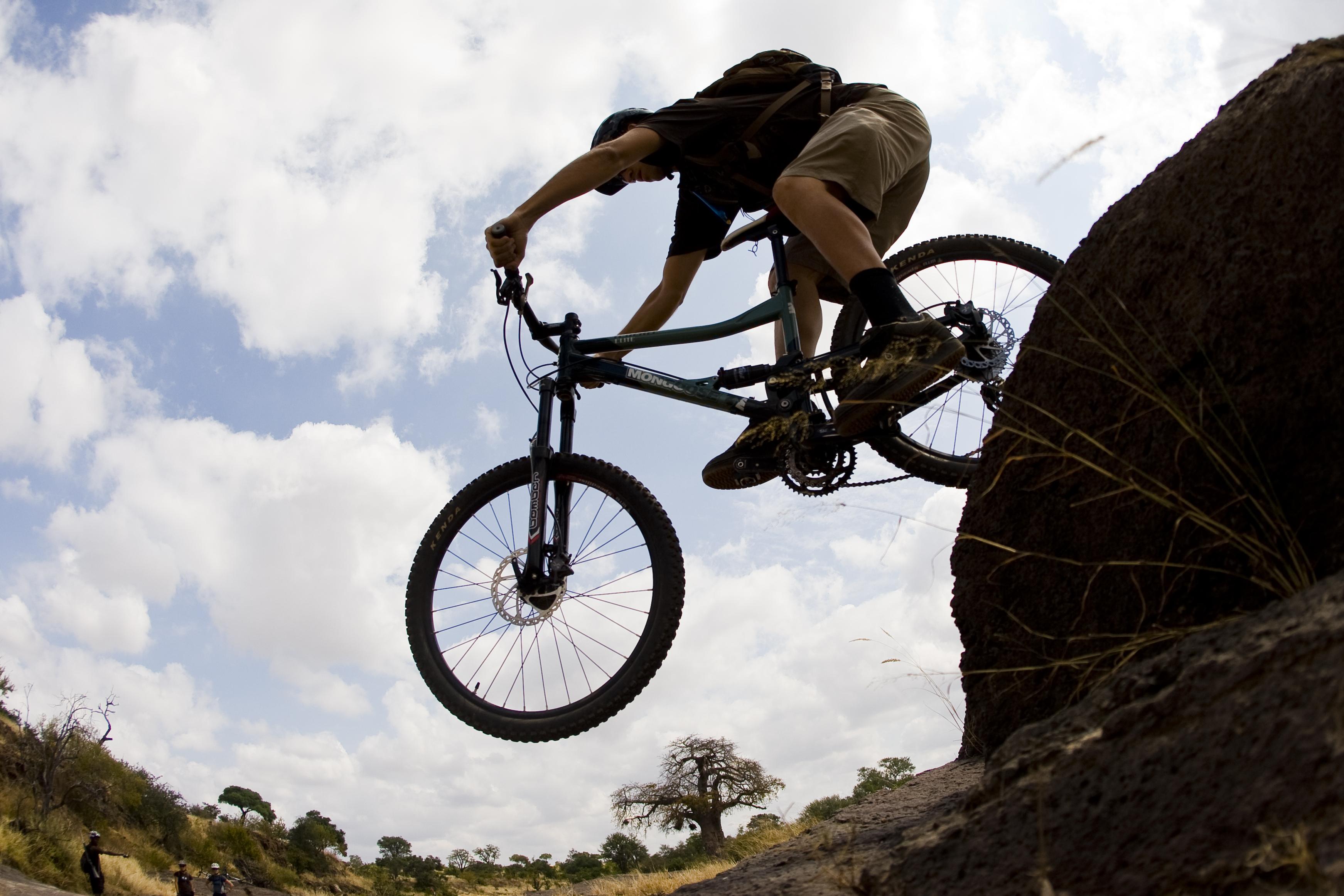 Cycle Mashatu, Botswana