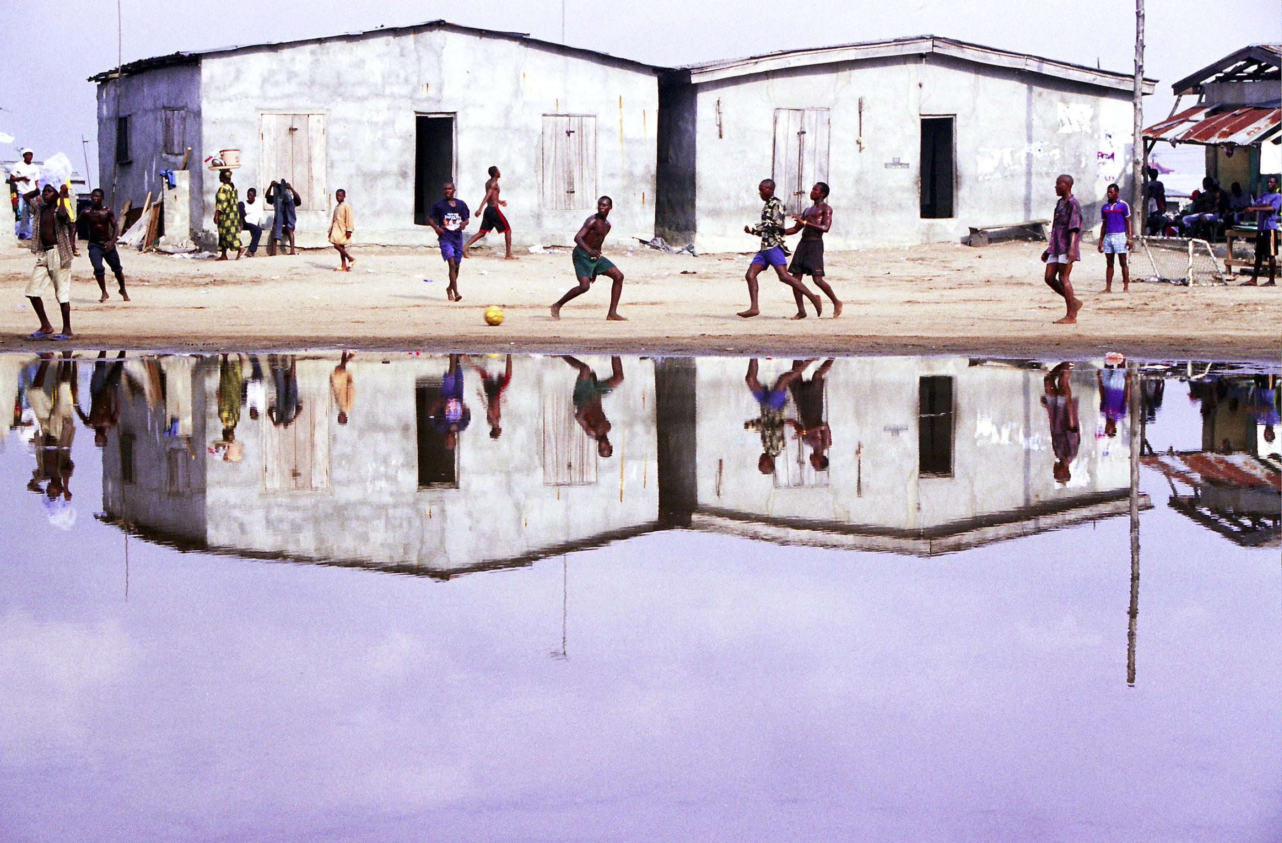 Andrew Esiebo, Love of It