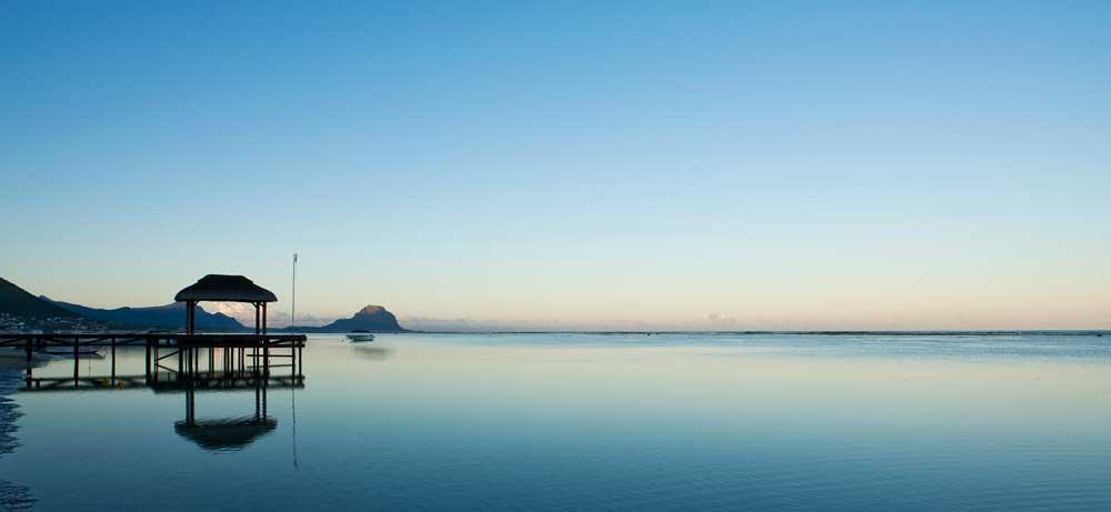 Mauritius coastline [Photo: Mauritius Tourism]