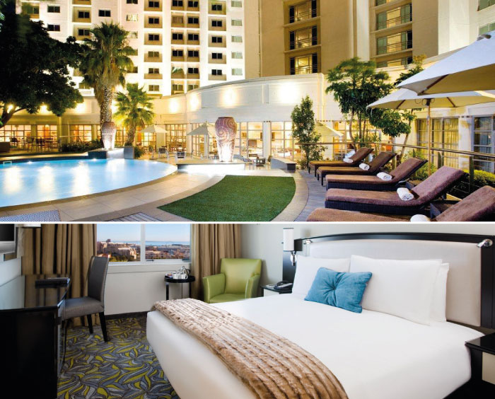 Southern Sun Waterfront Hotel****