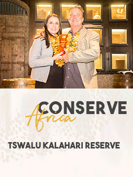 Awards - Conserve Africa