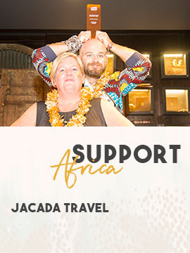Awards - Support Africa