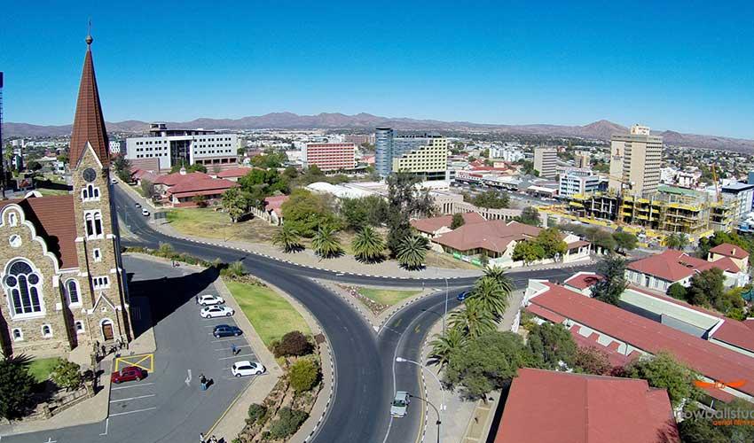 Winkhoek, Namibia