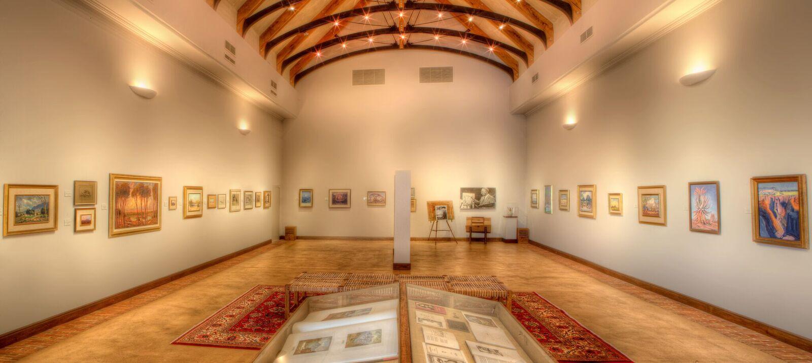 La Motte Museum Pierneef exhibition