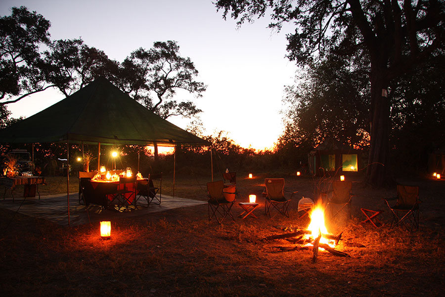 Pride of Africa Safari Campsite