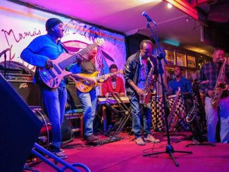 Ethio-jazz in Addis Ababa