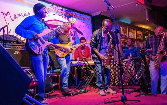 Ethio-jazz in Addis Ababa