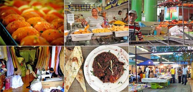 Fordsburg Market –via Joburg style