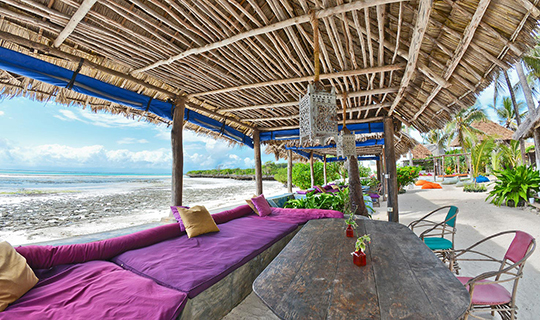 Upendo Zanzibar – via Links Tours & Travel