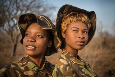 Black Mambas – by Julia Gunther