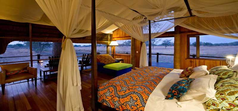 Tented bliss at Lion Camp – courtesy of Lion Camp