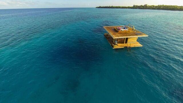 The Manta Resort –photos are courtesy of The Manta Resort