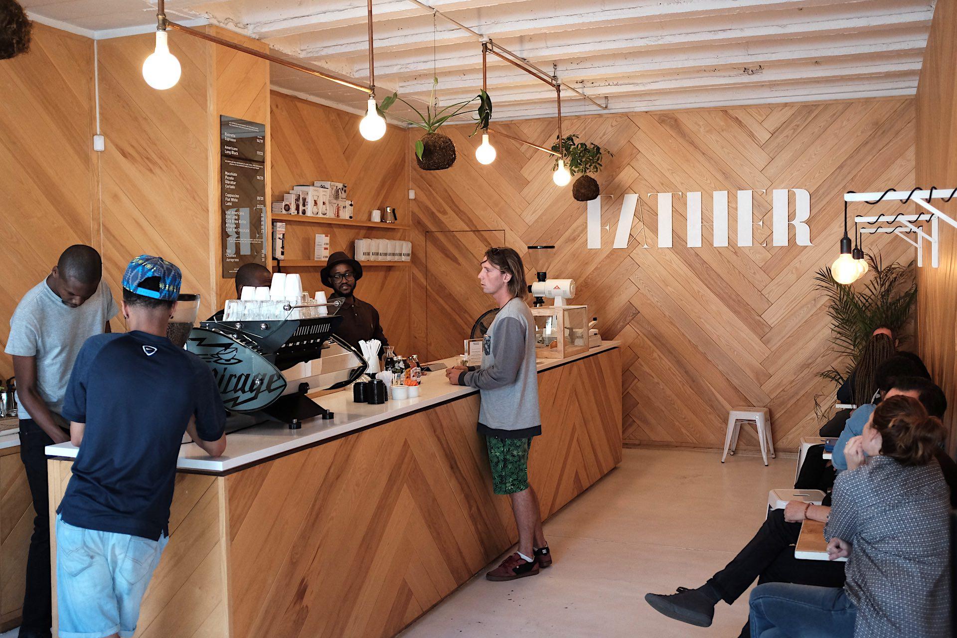 Father Coffee, Johannesburg