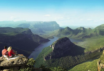 View from Panorama Route offered at Blue Mountain Luxury Lodge – via Blue Mountain Luxury Lodge