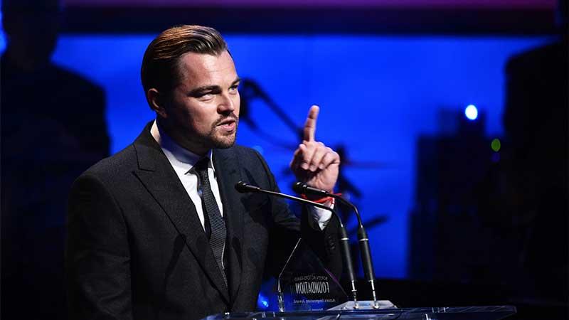 """Leonardo DiCaprio Foundation –by Michael Buckner / via <a href=""""http://variety.com/2016/film/news/leonardo-dicaprio-foundation-grants-15-6-million-environmental-issues-1201813513/"""" target=""""_blank"""" rel=""""noopener"""">Variety</a>"""