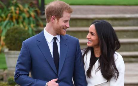 Prince Harry and Meghan Markle –via @kensingtonroyal