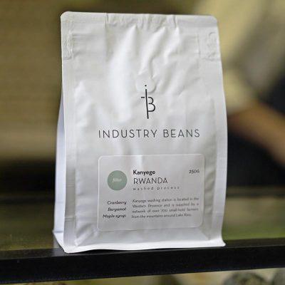 A Rwandan single-origin coffee from Melbourne's Industry Beans