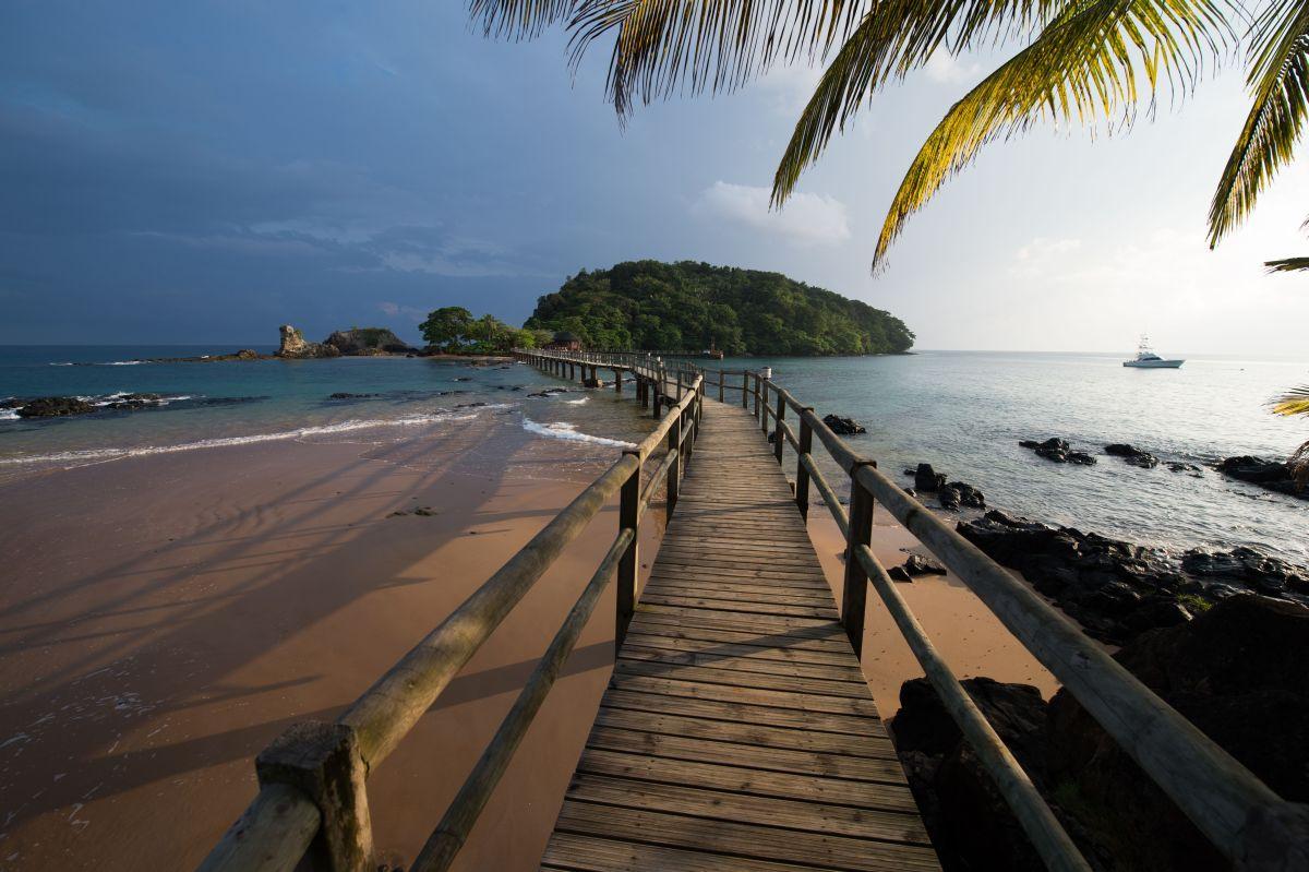 Fishing hotspot at Bom Bom Island –via XO Private