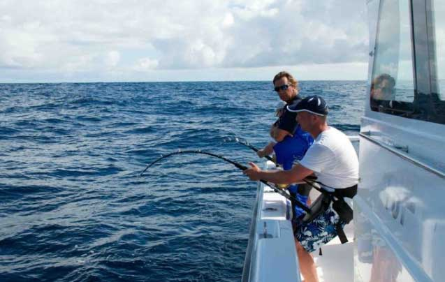 Fishing with Hooked on Africa, Cape Town –via Hooked on Africa