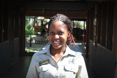 Ms Osi Phiri, Desert & Delta Safaris