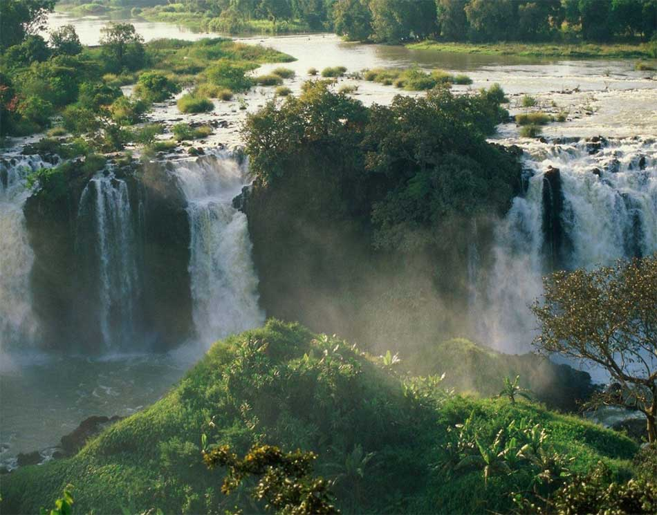 Chebera Churchura Park in Ethiopia – via Chebera Churchura Park