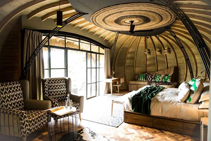 Bisate Lodge & LODGE DESIGN: WHERE FORM MEETS FUNCTION u2013 We Are Africa