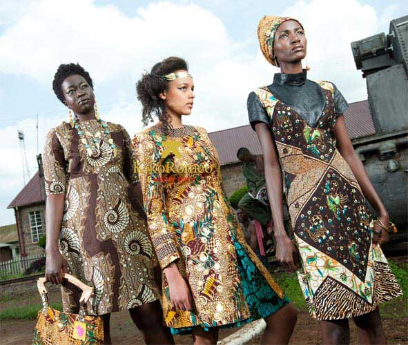 African fashion by KikoRomeo – via replay254