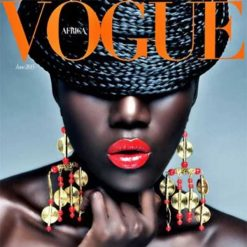 A fictional interpretation of Vogue Africa – by Mario Epanya / via Business of Fashion