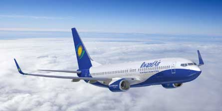 Photo courtesy of RwandAir