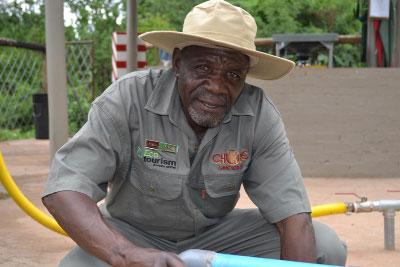 Albert Ndereki